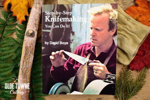 Step-by-Step Knifemaking Book