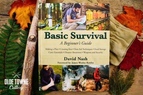 Basic Survival A Beginner's Guide Book