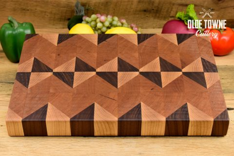 Taylor Woodworks Custom Cutting Board #2