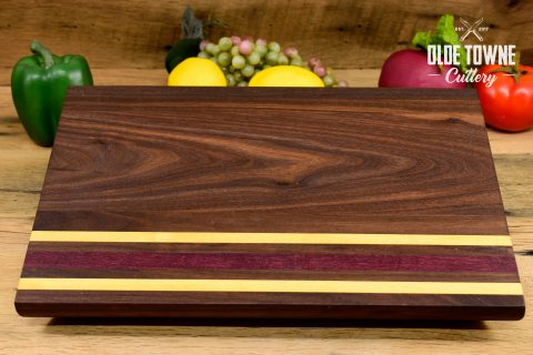 Taylor Woodworks Custom Cutting Board #1