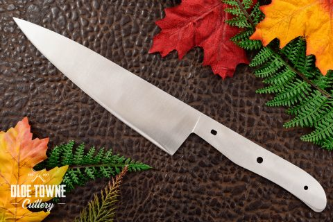 "8"" Chef's Knife SS604 Blade Blank"
