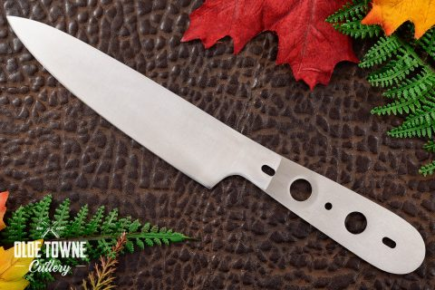 "6"" Cooks Blade SS106 Blank"