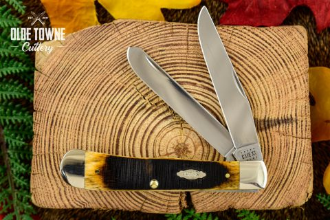 W.R. Case & Sons 6254 SS Trapper Molasses
