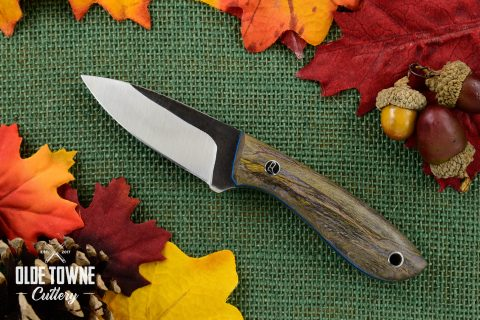 Due South Knives Springer Mtn Hiker Cherry