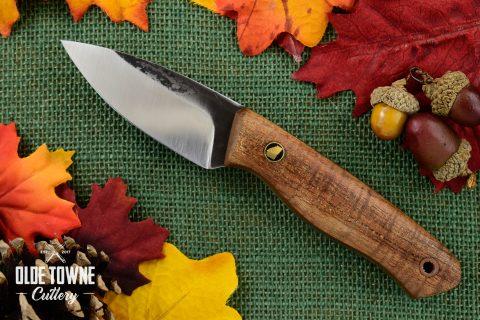 Due South Knives Edisto EDC Curly Koa