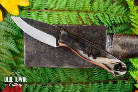 Due South Knives Edisto EDC Ram's Horn