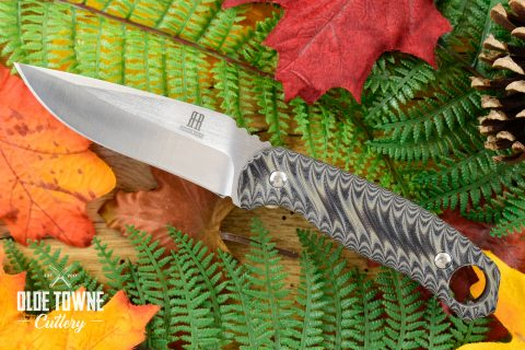 Rough Rider RR1824 Fixed Sculpted G10