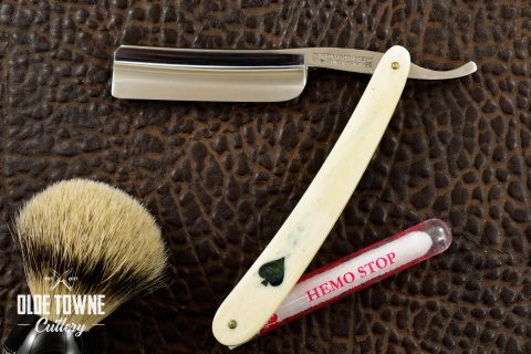 Vintage Friedrich Herder White Bone