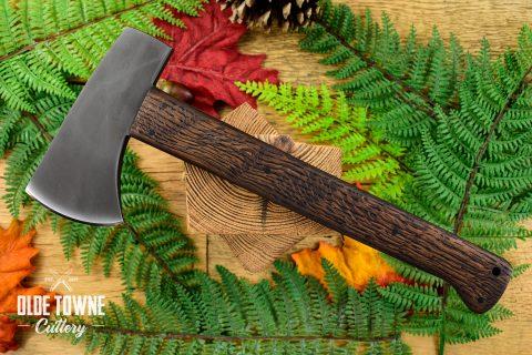 Winkler Knives Highland Hatchet Curly Oak