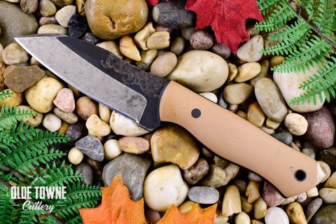Alfa Knife Young Patriot Tan G10