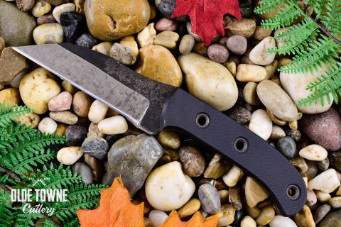 Alfa Knife Wharncliffe Martial Law G10