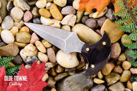 Pre-Owned Buffalo Horn Push Dagger (C)