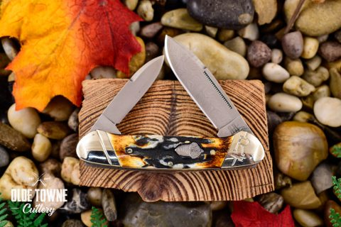 Rough Rider RR2156 Cinnamon Stag Canoe