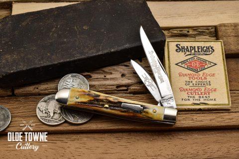 Vintage S&M Peanut Stag 28E