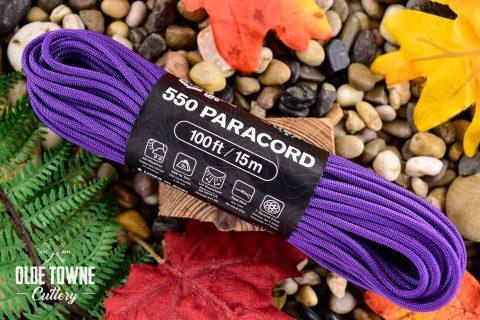 Parachute Cord Purple RG1217H
