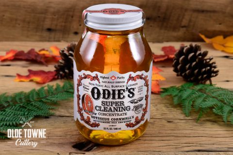 Odie's Super Cleaning Concentrate 32 oz Jar