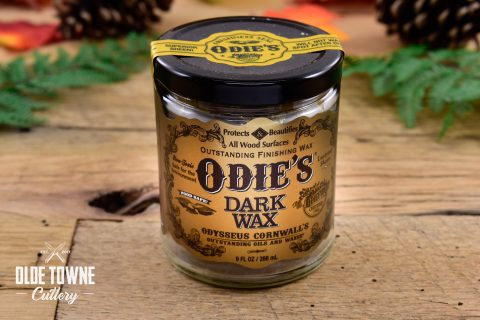 Odie's Dark Wax 9 oz Jar