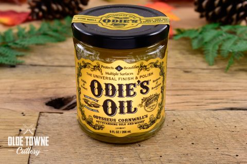 Odie's Oil Universal 9 oz Jar
