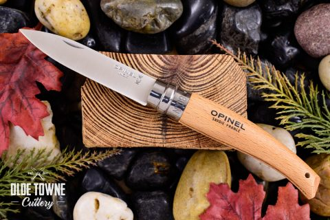 Opinel OP33080 No 8 Garden Knife