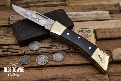 Vintage Case Hammerhead 59L Black Delrin 47E