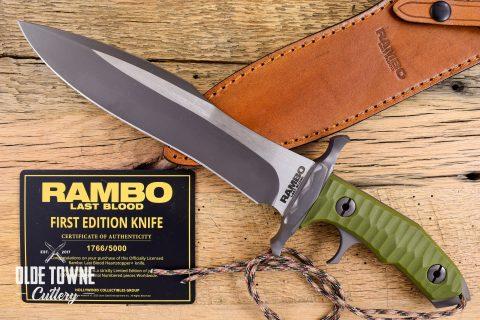 Rambo Last Blood Heartstopper LE Knife