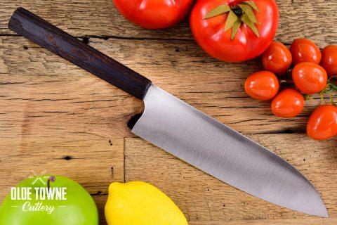 Rowland Cutlery 210mm Gyuto Oak (C)