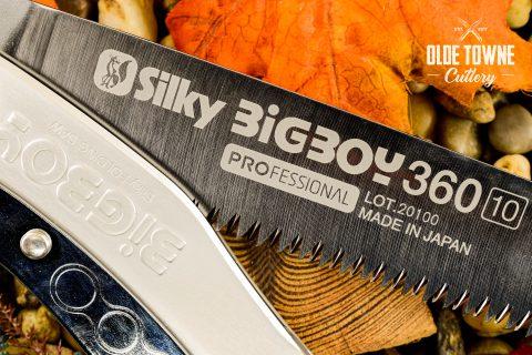 Silky BIGBOY Prof Folding Saw