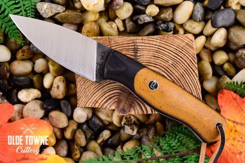 Due South Knives Edisto EDC G10/Natural #3