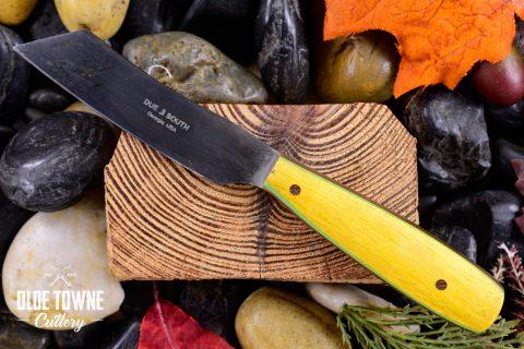 Due South Knives Patch Knife Osage
