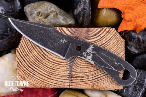 Winkler Knives Knight Zipper Grandfather Mtn