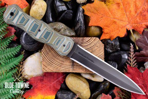 Winkler Knives NSW Dagger Camo G10