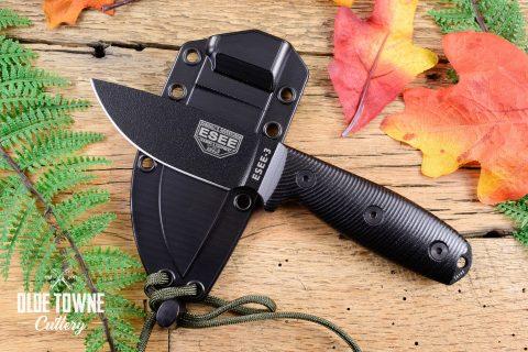 ESEE ES3PMB001 Model 3 Black G10