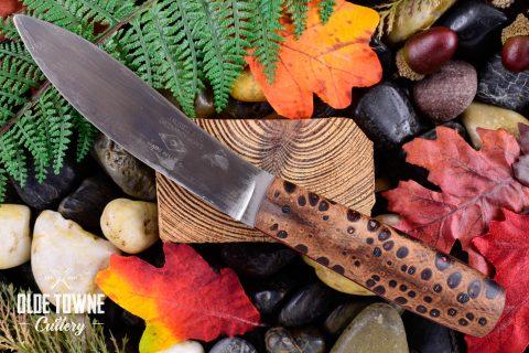 Due South Knives Sheep Skinner Banksia Pod