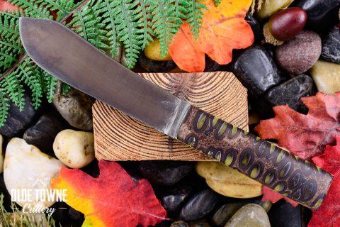 Due South Knives Sheath Banksia Pod