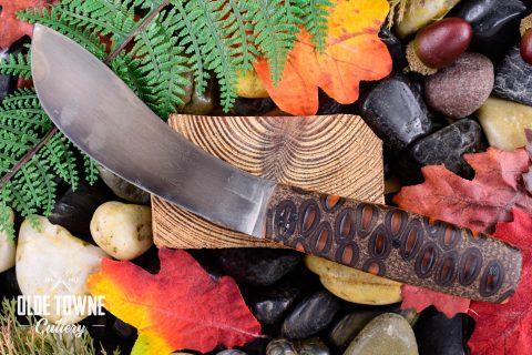 Due South Knives Buffalo Skinner Banksia Pod