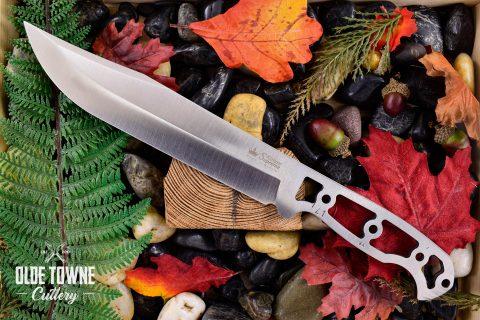 Kizlyar Bastardo KKOK5127 Blade Blank