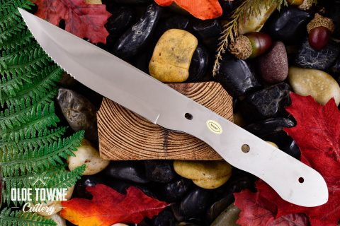 Steak SS712 Blade Blank