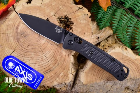 Benchmade 533BK-2 Mini Bugout Black