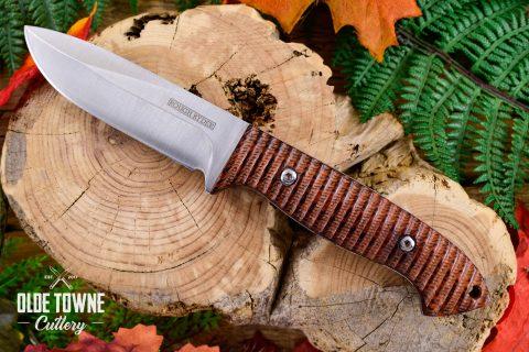 Rough Rider RR1985 Sculpted Wood Blade