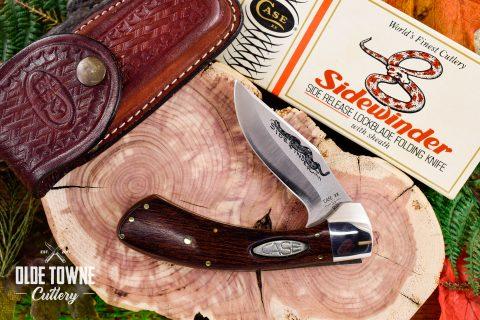 Vintage Case Sidewinder Rosewood F05