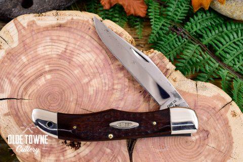 Vintage Case Hunter 6165 Rosewood F08