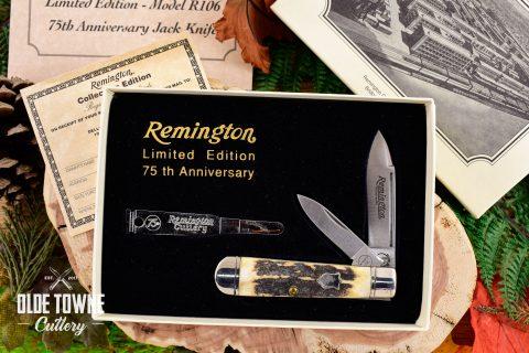 Vintage Remington Teardrop Stag F12